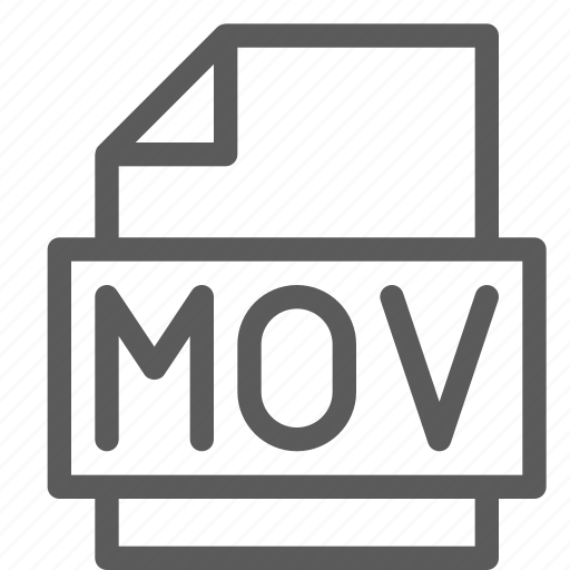archive, digital, document, file, files, mov, note icon