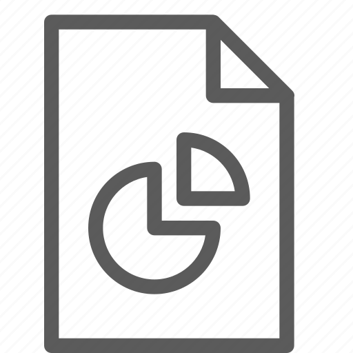 archive, digital, document, file, files, note, stats icon