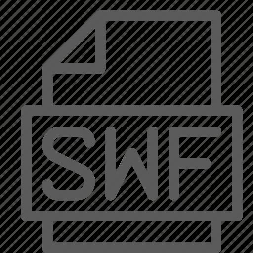 archive, digital, document, file, files, note, swf icon