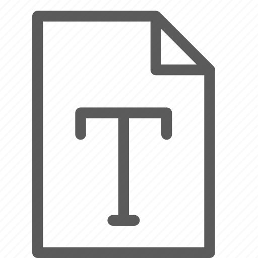 archive, digital, files, format, note, text icon