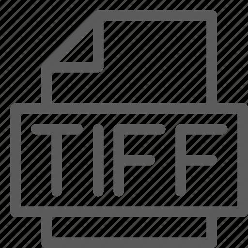 archive, digital, document, file, files, note, tiff icon