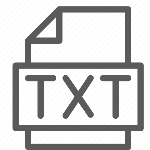 archive, digital, document, file, files, note, txt icon