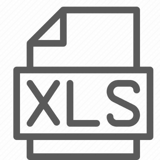 archive, digital, document, file, files, note, xls icon