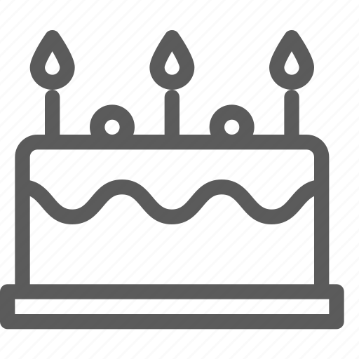 cake, cooking, diet, food, meal, snack icon