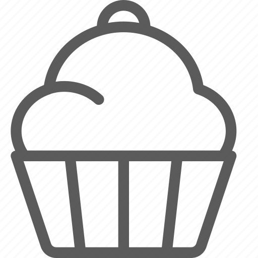 cake, cooking, diet, food, meal, mini, snack icon