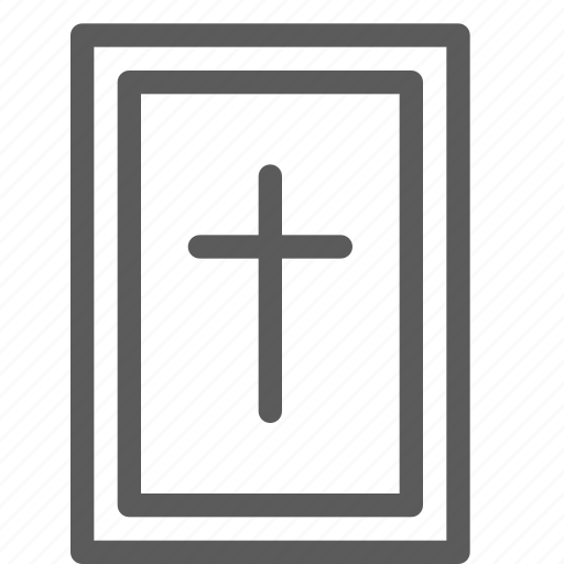 bible, easter, halloween, holiday, party, religion, scary icon