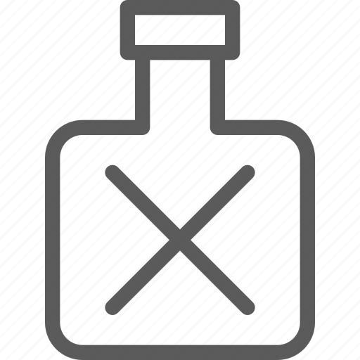 bottle, easter, halloween, holiday, party, poison, scary icon