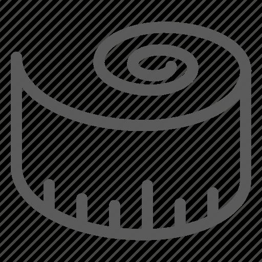 appliance, art, crafts, handcrafts, tape icon