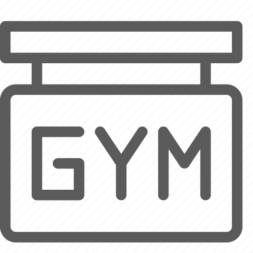 exercise, fitness, gym, health, loss, sign, weight icon