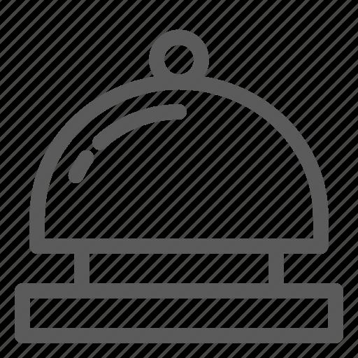 bell, hostel, hotel, motel, resort, shelter icon