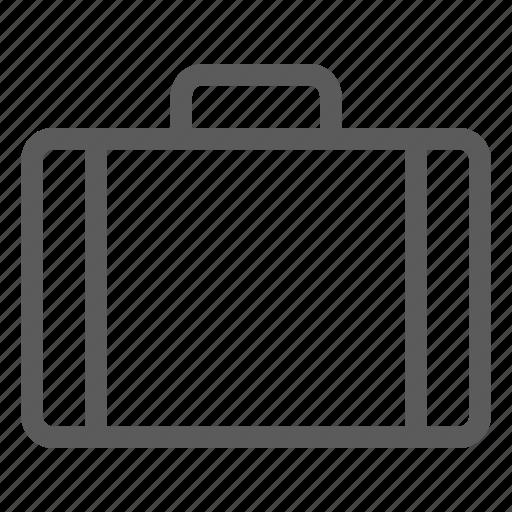 hostel, hotel, luggage, motel, resort, shelter icon
