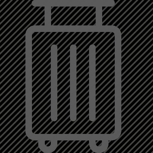 bag, hostel, hotel, luggage, motel, resort, shelter icon