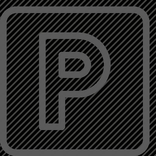 hostel, hotel, motel, parking, resort, shelter, sign icon