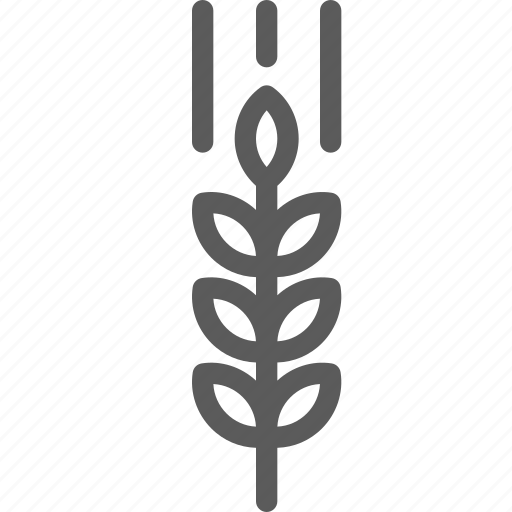 agriculture, corporation, cultivation, grain, industry, production icon