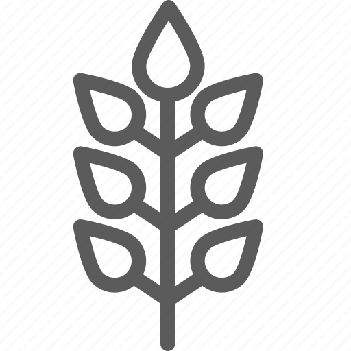 agriculture, corporation, cultivation, grain, industry, plant, production icon