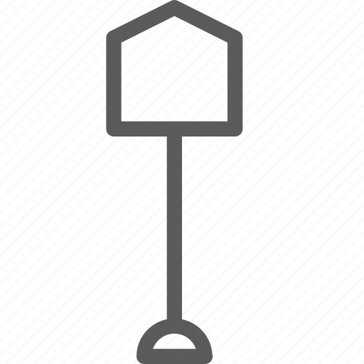 agriculture, corporation, cultivation, industry, production, shovel icon