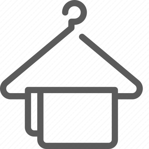 clean, cloth, clothing, hanger, laundry, machine, wash icon