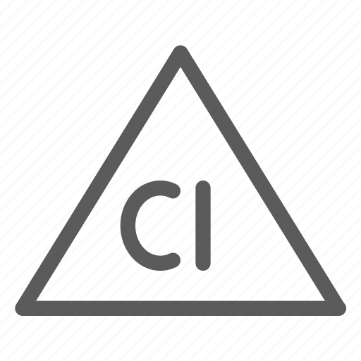chlorine, clean, clothing, laundry, machine, non, wash icon