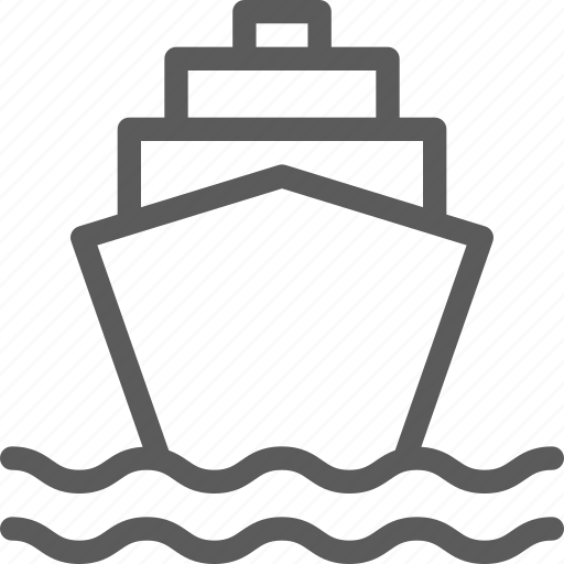 commercial, logistics, office, organizing, shipping icon