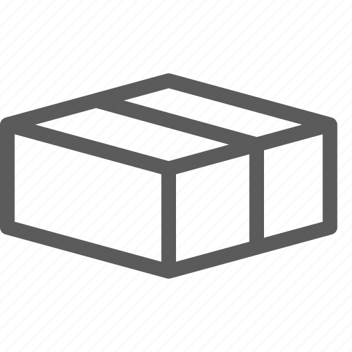 box, commercial, logistics, office, organizing, shipping, small icon