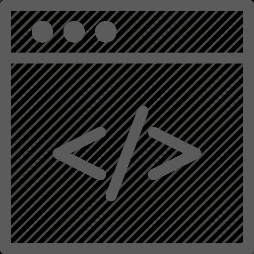 code, commerce, engine, optimization, search, seo, website icon