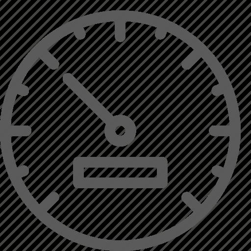 car, fix, gauge, mechanic, repair, technician icon