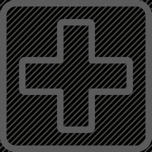 doctor, emergency, heal, health, hospital, medical icon