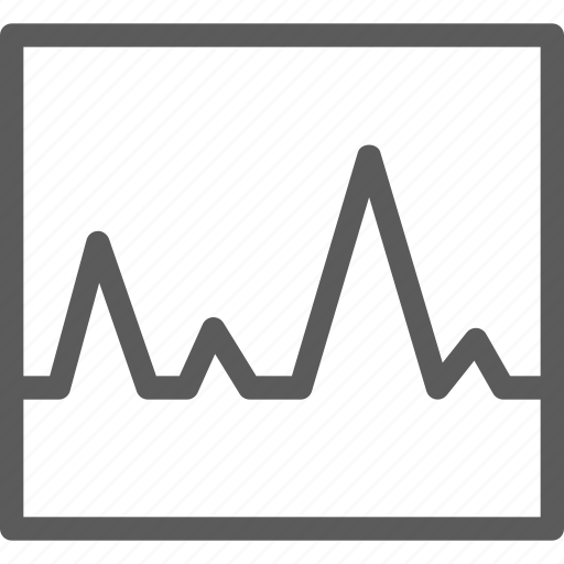 doctor, heal, health, heart, hospital, medical, monitor icon