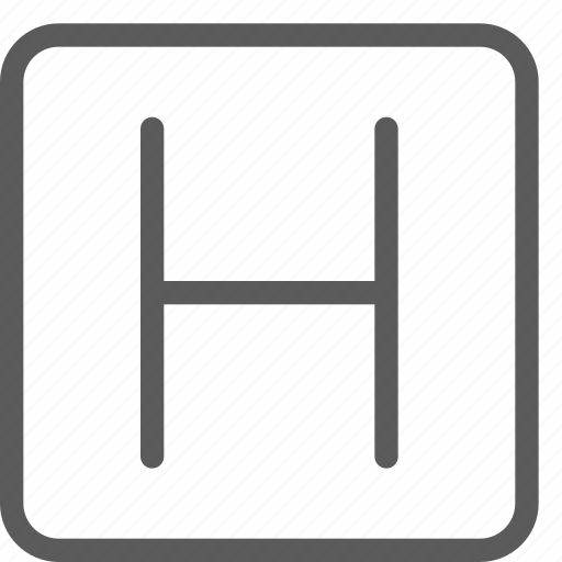 heal, health, helicopter, hospital, medical, sign icon