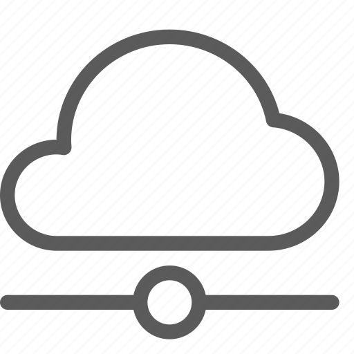 cloud, connection, data, net, network, server, web icon