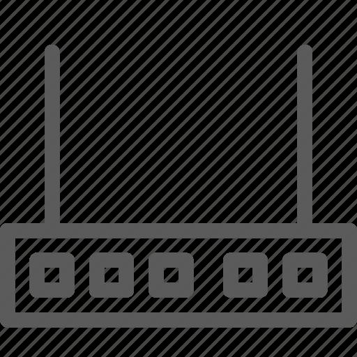 data, hub, net, network, server, web icon