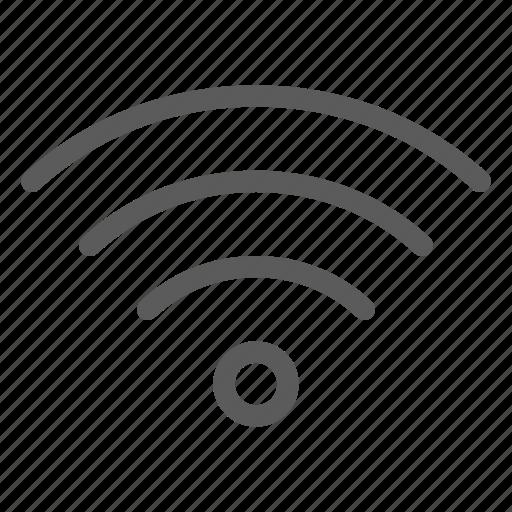 data, net, network, server, signal, web, wifi icon