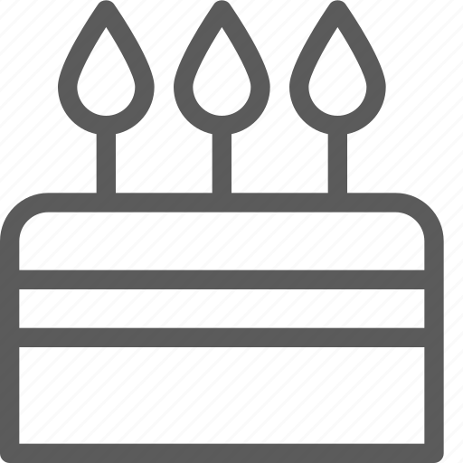 cake, celebration, christmas, dinner, feast, holiday, party icon