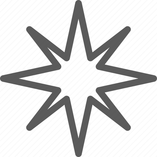 celebration, christmas, dinner, feast, holiday, party, star icon