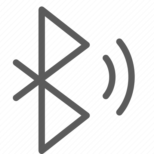 bluetooth, call, communication, contact, phone, signal, smartphone icon