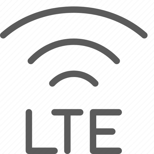 call, communication, contact, lte, phone, signal, smartphone icon