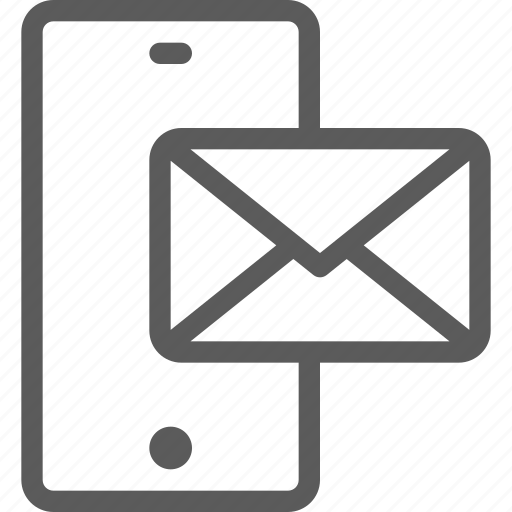 call, communication, contact, mail, phone, smartphone icon