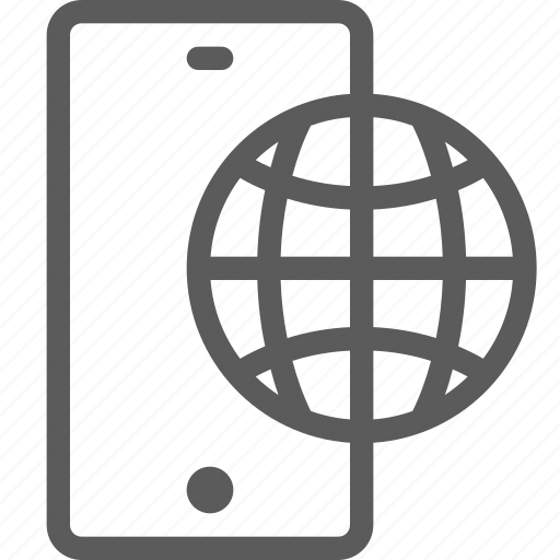 call, communication, contact, network, phone, smartphone icon