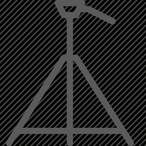 art, camera, images, photo, photography, tripod icon