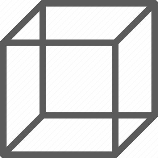 cube, education, learn, school, science icon