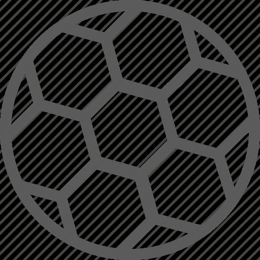 athletics, ball, football, game, play, recreation, sports icon