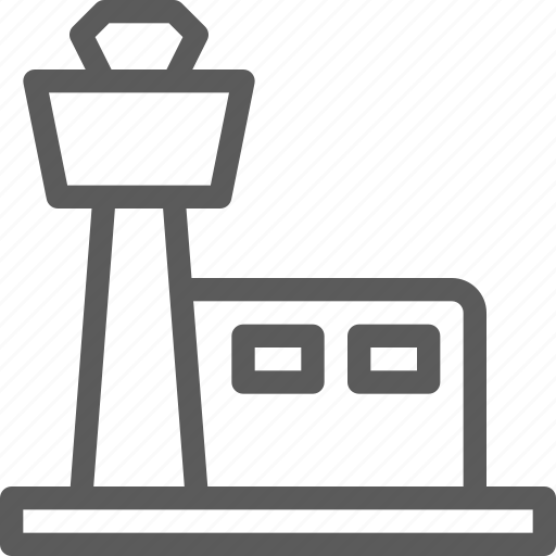 airport, carrier, shipping, transit, transport, travel icon