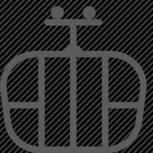 carrier, mountain, shipping, teleferik, transit, transport, travel icon