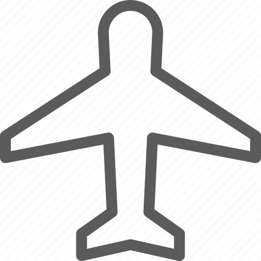 carrier, plane, shipping, transit, transport, travel icon