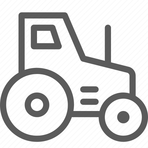 carrier, shipping, tractor, transit, transport, travel icon