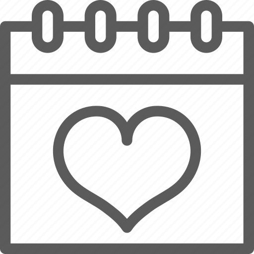 anniversary, love, marriage, passion, valentine, wedding icon