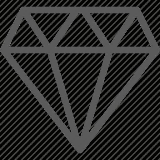 diamond, love, marriage, passion, valentine, wedding icon