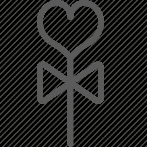 heart, love, marriage, passion, stick, valentine, wedding icon