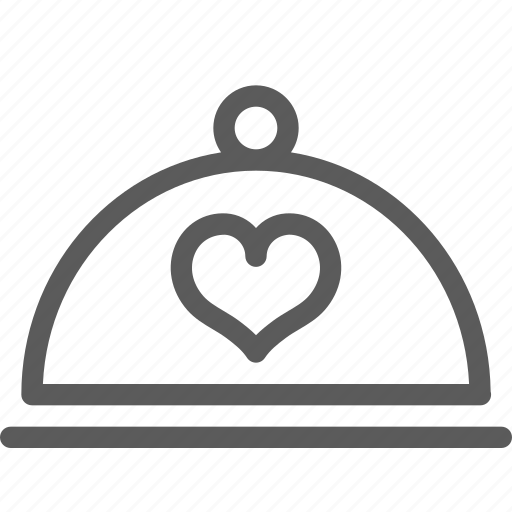 dish, love, marriage, passion, special, valentine, wedding icon