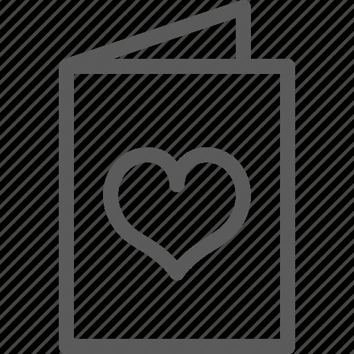 invitation, love, marriage, passion, valentine, wedding icon